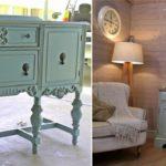 Мебель в стиле шебби шик фото