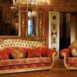 Ренессанс в интерьере: мягкая мебель