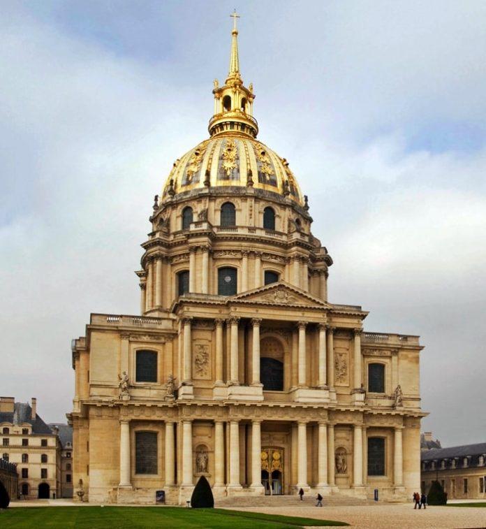 Картинки архитектурный стиль барокко