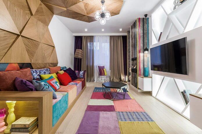 Как с помощью декоративной клетки украсить комнату?