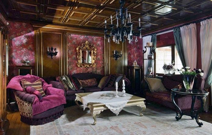 Версаль в интерьере