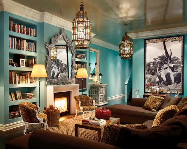 Марокканский стиль - стили интерьера