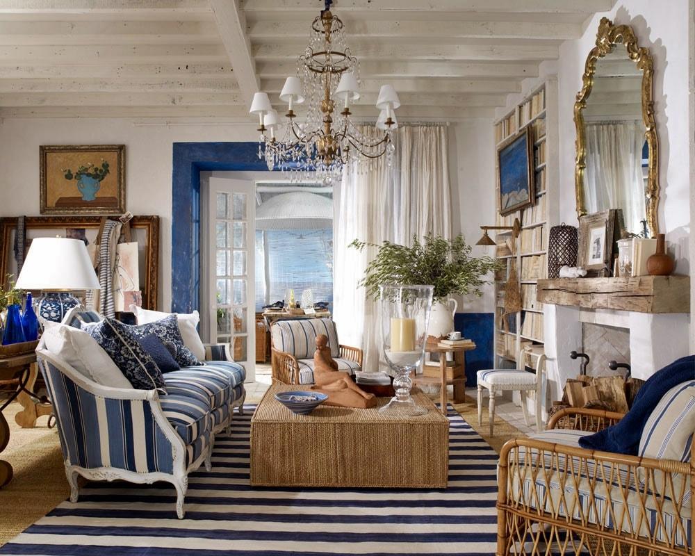 Средиземноморский стиль - стили интерьера