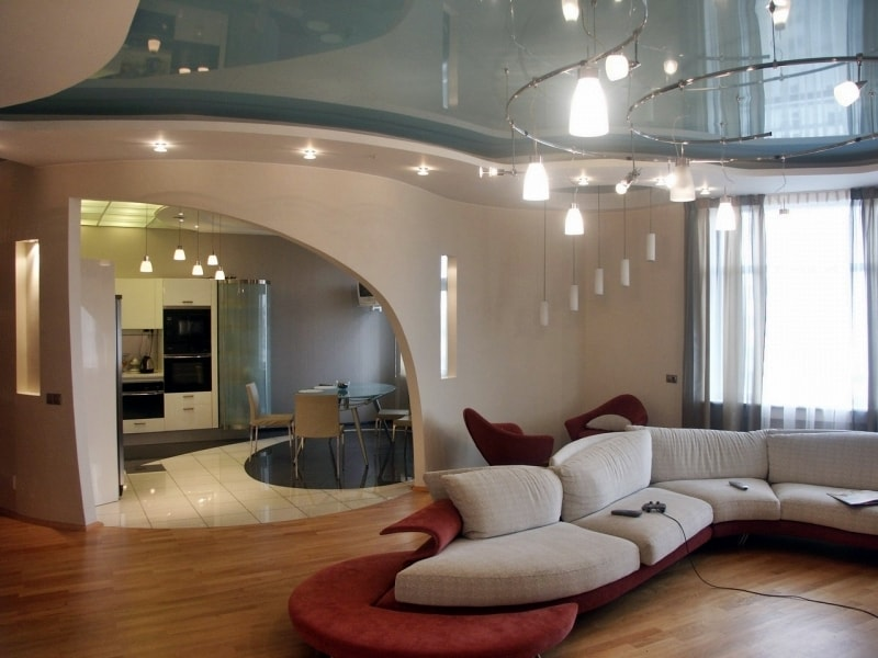 стиль бионика в интерьере квартиры