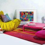 Стиль авангард в интерьере: мебель