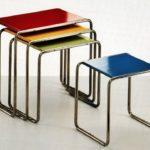 Стиль баухауз: мебель