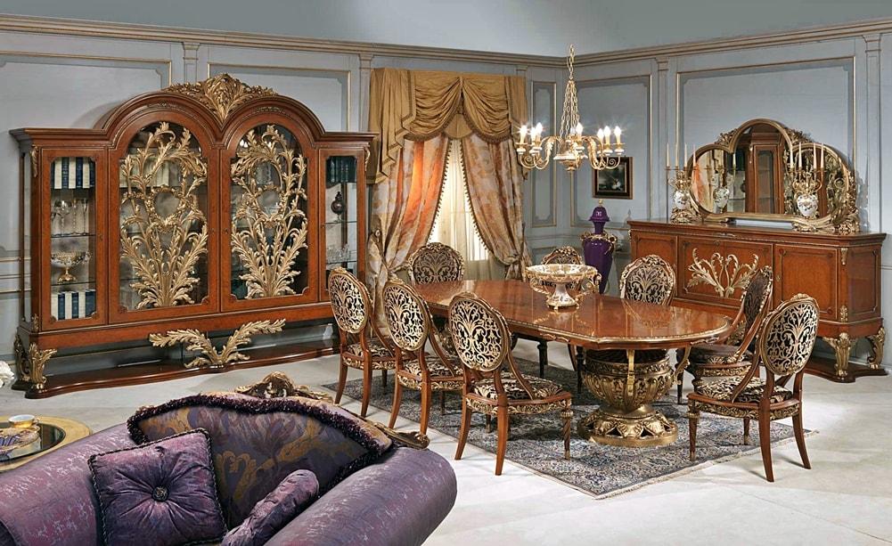 Стиль Версаль в интерьере комнаты фото