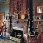 Викторианский стиль - камин
