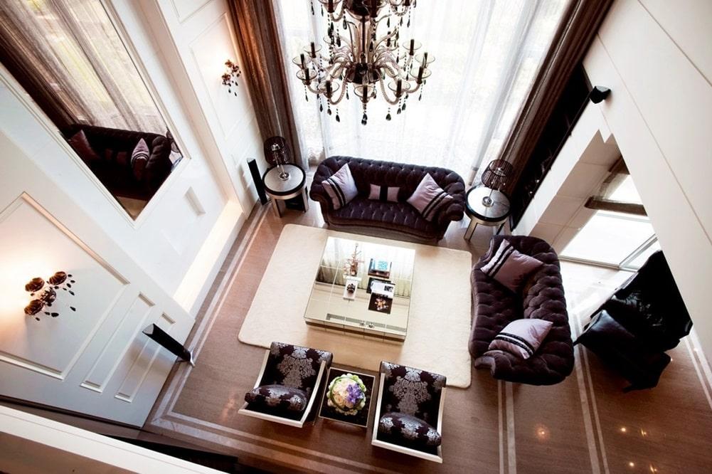 Венецианский стиль в интерьере - мебель