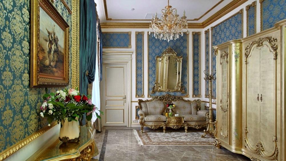 Стиль Версаль в интерьере фото