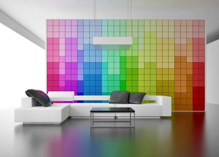 Влияние цвета стен на человека