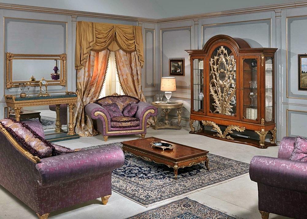Стиль Версаль в интерьере
