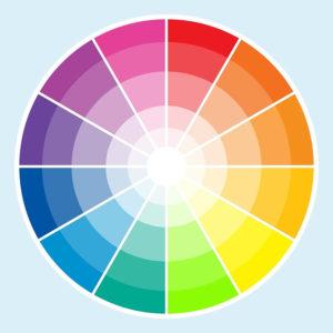 Цветовое оформление интерьера: нюансная композиция