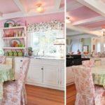 Кухня в стиле шебби шик - фото 1