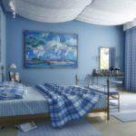 Цветовое оформление интерьера: нюансная композиция фото 10