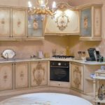 Кухня в стиле шебби шик - фото 11