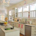 Кухня в стиле шебби шик - фото 14