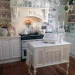 Кухня в стиле шебби шик - фото 16