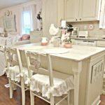 Кухня в стиле шебби шик - фото 18