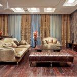 Стиль неоклассика в интерьере - мебель фото 2