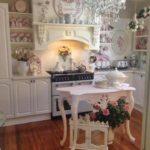 Кухня в стиле шебби шик - мебель фото