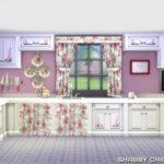 Кухня в стиле шебби шик - фото 3