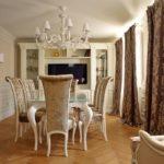 Стиль неоклассика в интерьере - мебель фото 4