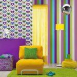 Цветовое оформление интерьера: контрастная композиция фото 4