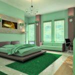 Цветовое оформление интерьера: нюансная композиция фото 7