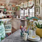 Кухня в стиле шебби шик - фото 7
