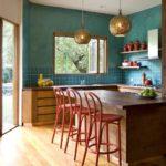 Стиль эклектика в интерьере кухни фото 6
