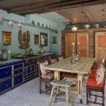 Стиль эклектика в интерьере кухни фото 3