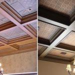 Кессонные потолки из МДФ 3