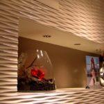 Стеновые 3д панели на основе мдф фото