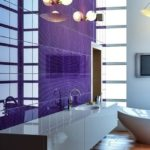 3д стеновые панели из стекла фото