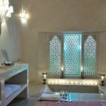 Марокканский стиль в интерьере ванной комнаты