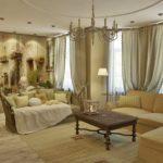 Дизайн интерьера в прованском стиле - цвета оформления
