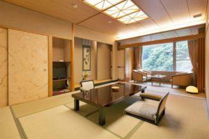 Отделка интерьера в японском стиле