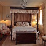 Спальная в английском стиле
