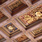 Дизайн кессонных потолков