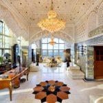Роскошная гостиная в арабском стиле