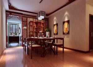 Китайский стиль в интерьере - освещение