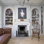 Английский стиль в интерьере - мебель