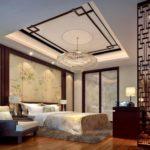 Интерьер спальной комнаты в китайском стиле