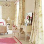 Романтическая спальня в винтажном стиле