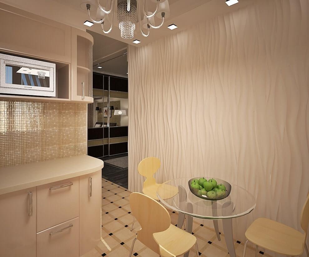наших фото кухни в панельке кварцевое стекло катод
