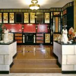 Кухня в египетском стиле фото