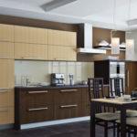 Рельефные панели в интерьере кухни фото