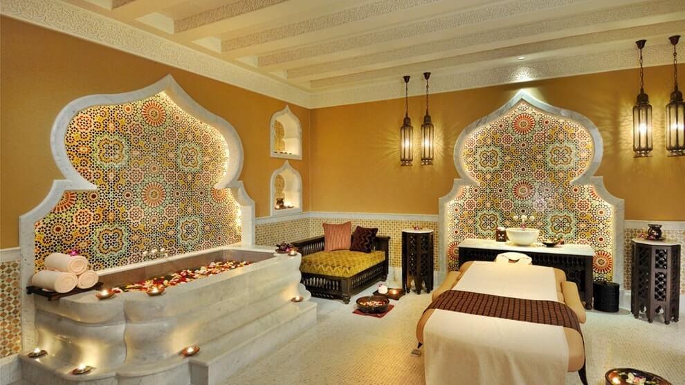 Марокканский стиль в интерьере - отделка