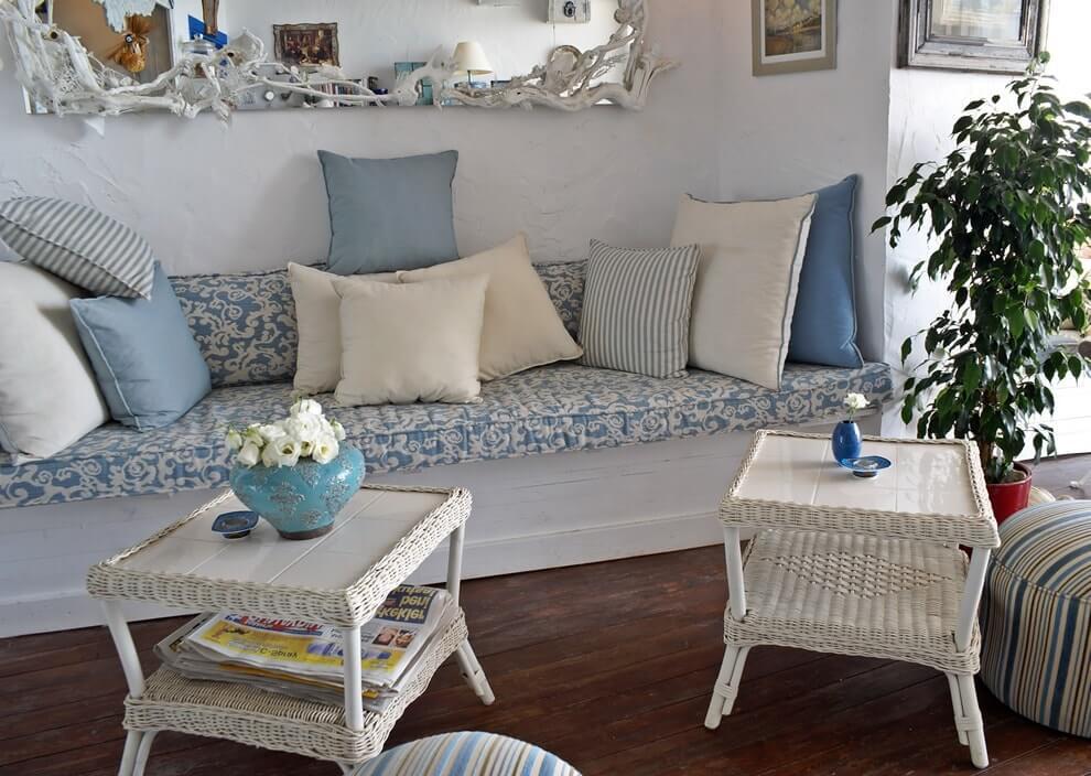 Стиль прованс в интерьере - мебель